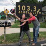 Tom Chalmers and Scott Bunn of Steve Sax Syndrome