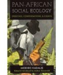"The cover of ""Pan-African Social Ecology"" book"